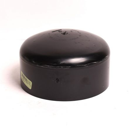 Thrifco Plumbing 6793084 4 Inch ABS Cap