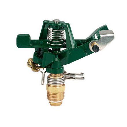 Thrifco Plumbing 6800397 Zinc Adjustable Impact Sprinkler
