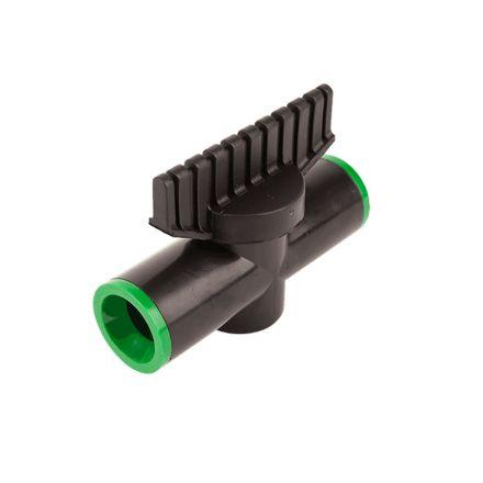 Thrifco Plumbing 6821354 Compression Flo-Control Valve - Green
