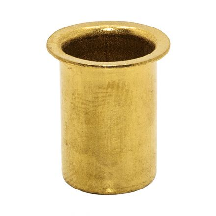 Thrifco Plumbing 6996701 61-P 1/4 Inch Lead-Free Brass Compression Insert