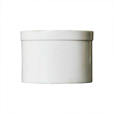 Thrifco Plumbing 8113334 2 Inch x 1-1/4 Inch Slip x Slip PVC Bushing / Reducer SCH 40