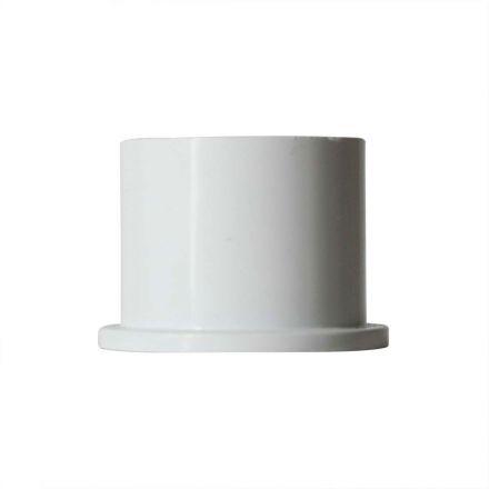 Thrifco Plumbing 8113456 1-1/4 Inch x 3/4 Inch Slip x Threaded PVC Bushing SCH 40
