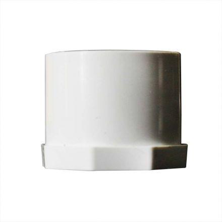 Thrifco Plumbing 8113472 1-1/2 Inch x 1/2 Inch Slip x Threaded PVC Bushing SCH 40