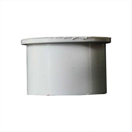 Thrifco Plumbing 8113478 2 Inch x 1-1/4 Inch Slip x Threaded PVC Bushing SCH 40