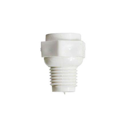 Thrifco Plumbing 8113546 1/4 Inch x 1/8 Inch Threaded x Threaded PVC Bushing SCH 40