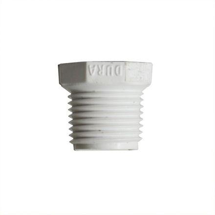 Thrifco Plumbing 8113554 1/2 Inch x 1/8 Inch Threaded x Threaded PVC Bushing SCH 40