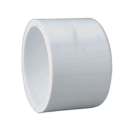 Thrifco Plumbing 8113698 6 Inch PVC Slip Cap SCH 40