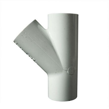 Thrifco Plumbing 8113942 1/2 Inch Slip x Slip x Slip PVC Wye SCH 40