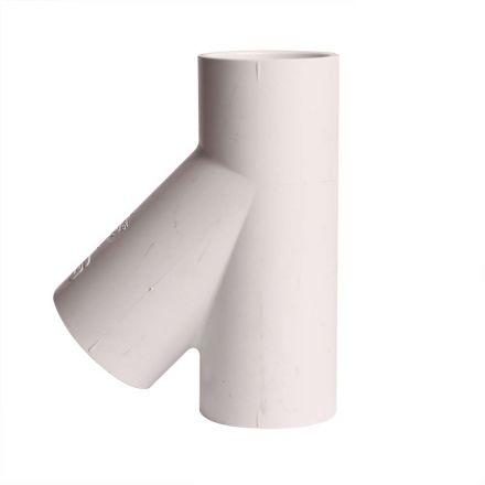 Thrifco Plumbing 8113946 1-1/2 Inch Slip x Slip x Slip PVC Wye SCH 40