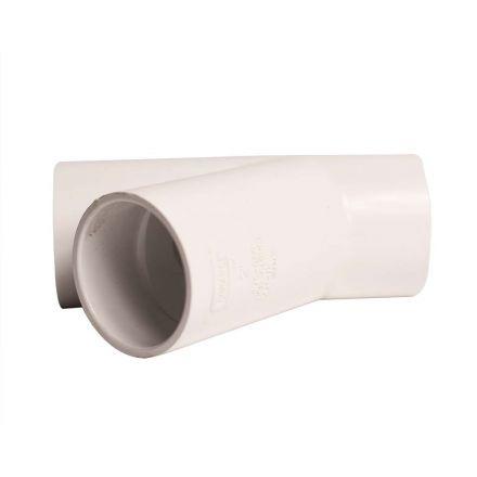 Thrifco Plumbing 8113947 2 Inch Slip x Slip x Slip PVC Wye SCH 40