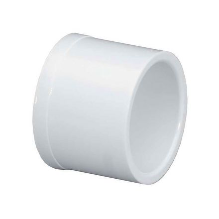 Thrifco Plumbing 8114296 2 Inch Slip PVC Plug SCH 40