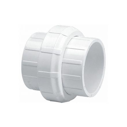 Thrifco Plumbing 8114975 2-1/2 Inch Slip x Slip PVC Union SCH 40