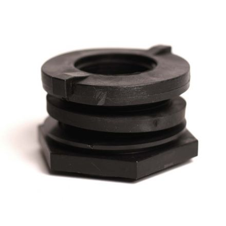 Thrifco Plumbing 8117152 1 Inch FIP Tank Adapter