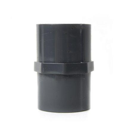 Thrifco Plumbing 8213750 3/4 InchSlip x Slip PVC Coupling SCH 80