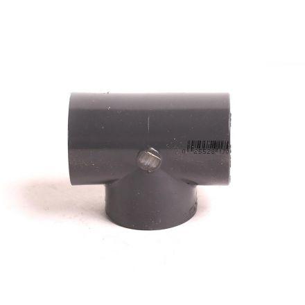 Thrifco Plumbing 8214624 2 Inch Slip x Slip x Slip PVC Tee SCH 80