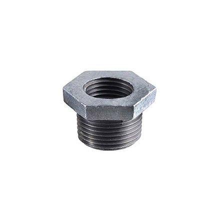 Thrifco Plumbing 9218034 3/4 x 1/4 Galvanized Reducer