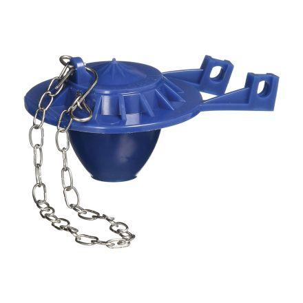 Thrifco Plumbing 9400140 Universal Coast Type Toilet Repair Flapper - Blue