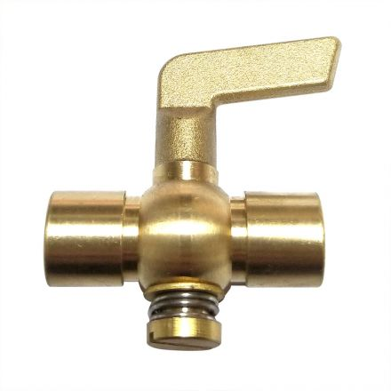 Thrifco Plumbing 9422212 1/8 FP x 1/8 FP Air Cock