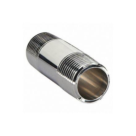 Thrifco Plumbing 9432102 1/2 Inch X 2 Inch C.P. Nipple