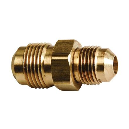 Thrifco Plumbing 9442014 1/2 Inch x 1/4 Inch Flare Union