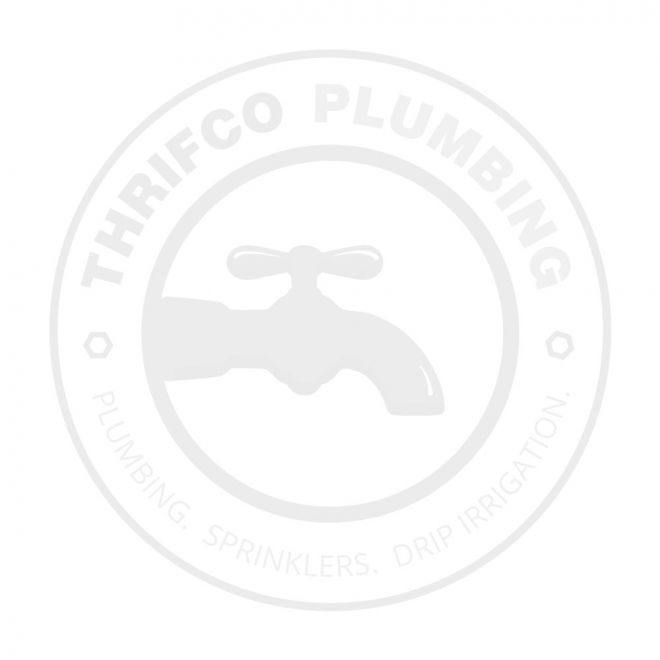 Thrifco Plumbing 9018031 1/2 X 1/8 Stainless Steel Reducer - Packaged